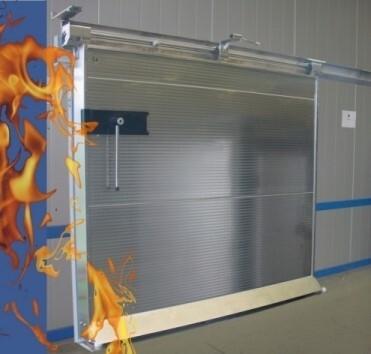 LOGO_T90-Schiebetür für Tiefkühlräume