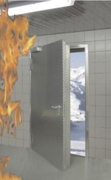 LOGO_T90-Drehtür für Tiefkühlräume