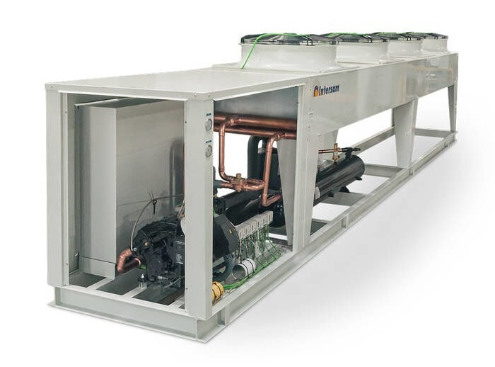 LOGO_ENCASED OUTDOOR CONDENSING UNITS - SERIE IBOX