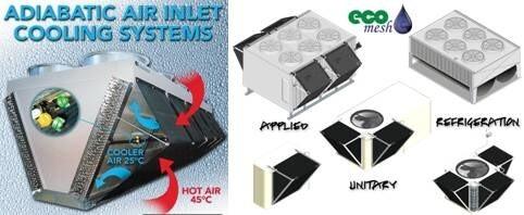 LOGO_EcoMESH Adiabatic Air Inlet Cooling