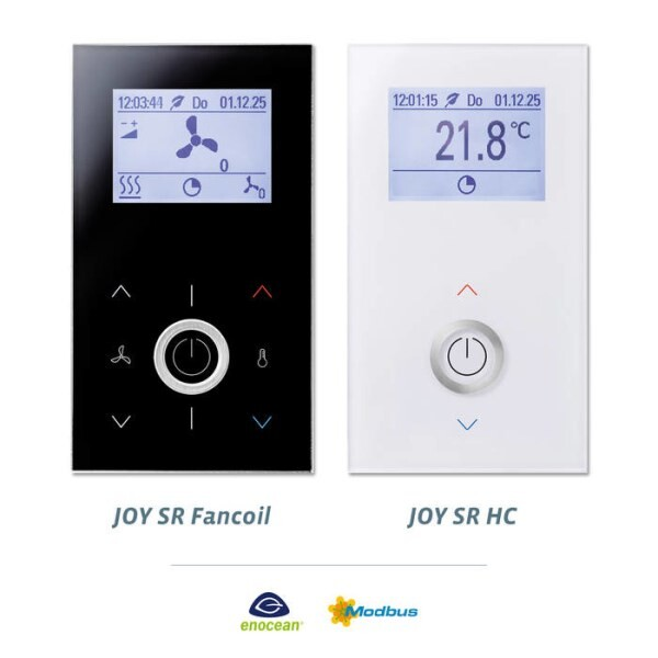 LOGO_JOY SR Fancoil / JOY SR HC