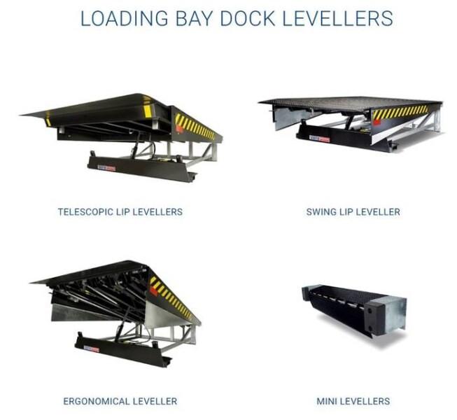 LOGO_LOADING BAY DOCK LEVELLERS