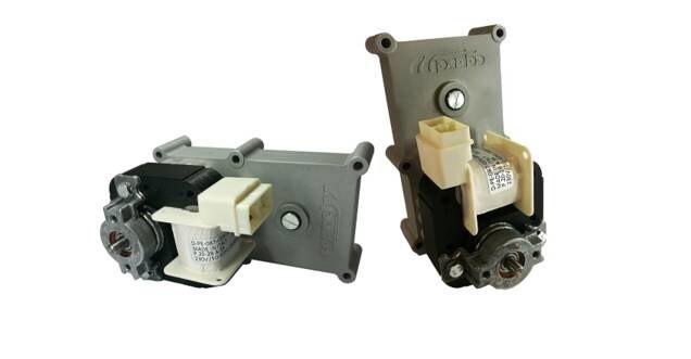 LOGO_Gear Motor Unit: MTR Series