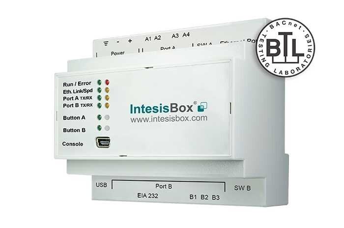 LOGO_IntesisBox BACnet gateways for Air Conditioning