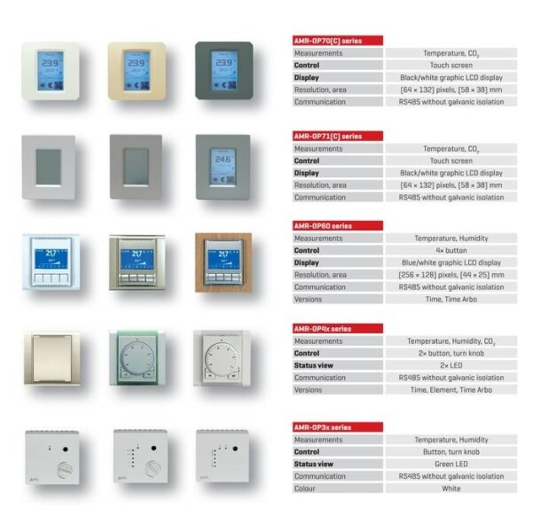 LOGO_Programmable Room Control Units