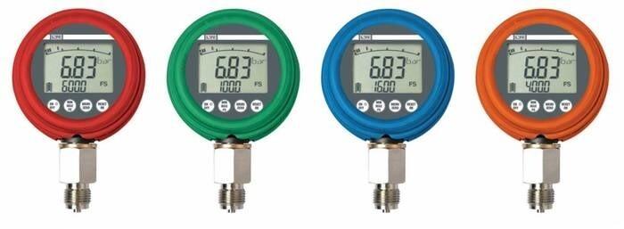LOGO_Digital Pressure gauges LR-SmartTech Product line