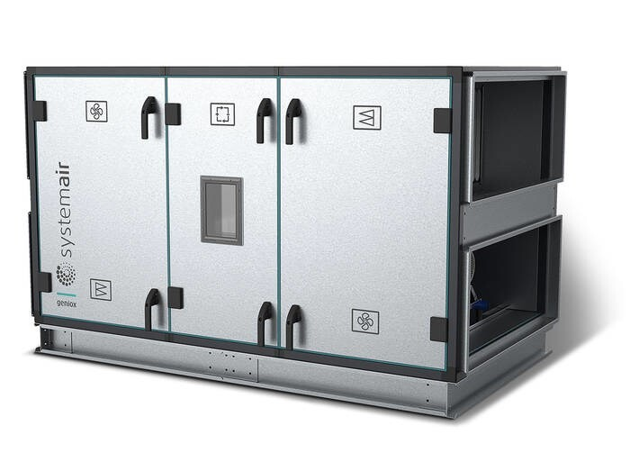 LOGO_Geniox – die nächste Generation der Lüftungsgeräte