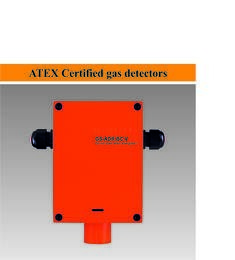 LOGO_ATEX certified gas detectors for combustible, toxic and refrigerant gases