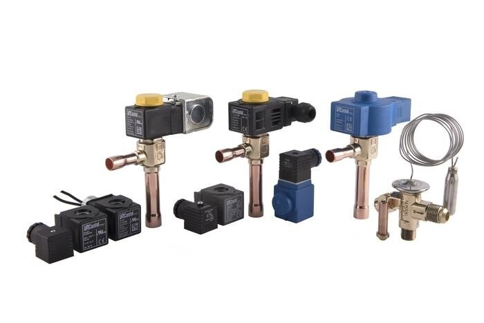 LOGO_Thermostatic and Electronic Expansion Valve