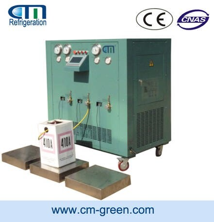 LOGO_Refrigerant Filling Machine For ISO Tank