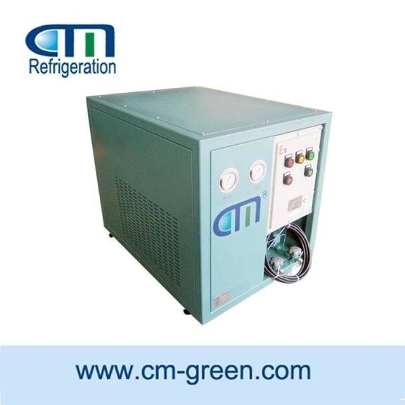 LOGO_Explosion Proof Refrigerant Recovery Machine For R600&R290
