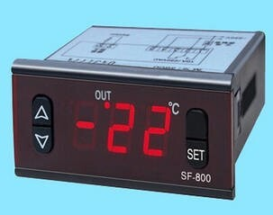 LOGO_SF-800 Digital temperature controller for refrigeration seafood machine