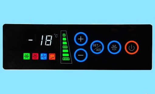 LOGO_SF-783 Touch button thermostat