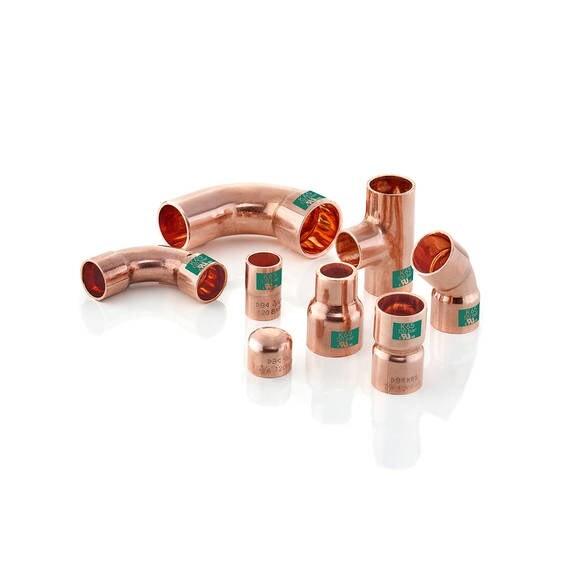 LOGO_K65® - Lötfittings für Hochdruckanwendungen