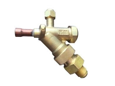 LOGO_Air Conditioner Quick Service Valve