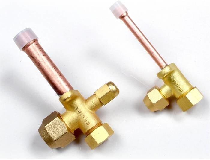 LOGO_Service valve, stop valve, split AC valve
