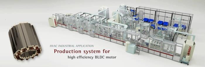 LOGO_HVAC Motor Production Equipment - Industrial