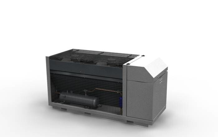LOGO_Copeland EazyCool™ Large Outdoor Condensing Units for Food Retail Applications