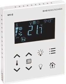 LOGO_Room control unit for room automation RYMASKON 242