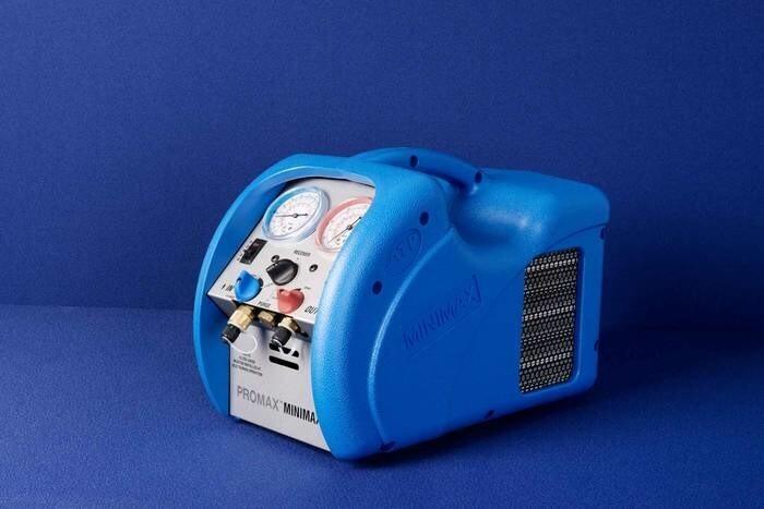 LOGO_MINIMAX-E - Kältemittel-Hochdruck-Entsorgungsgerät