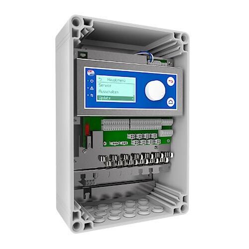 LOGO_GMMnext: Motor Management der neuesten Generation für EC-Ventilatoren – für eine performante Anbindung an die GLT