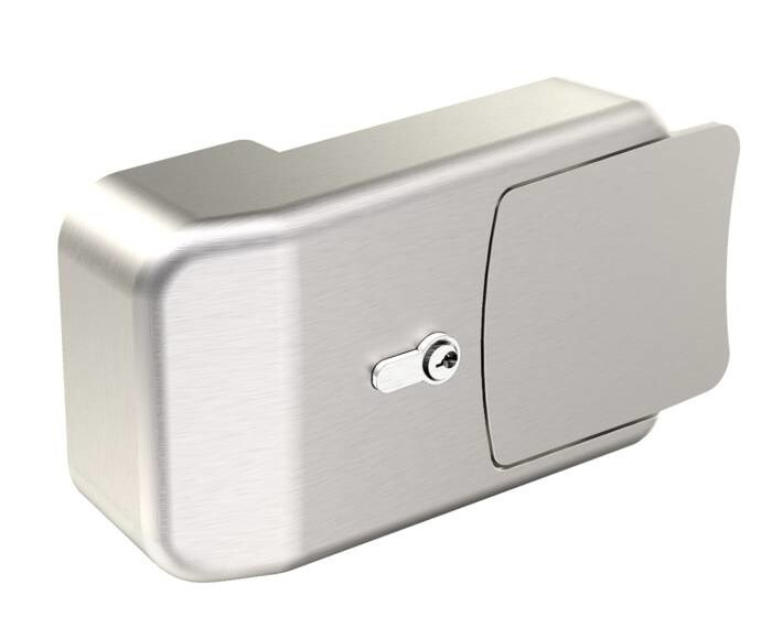 LOGO_KIT INOX - Stainless Steel handle and hinges