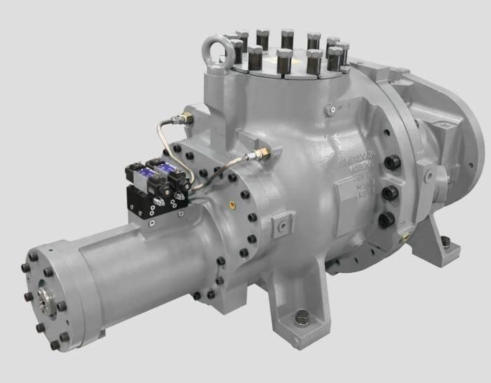 LOGO_SABROE® SAB 273 Hochdruckkompressor