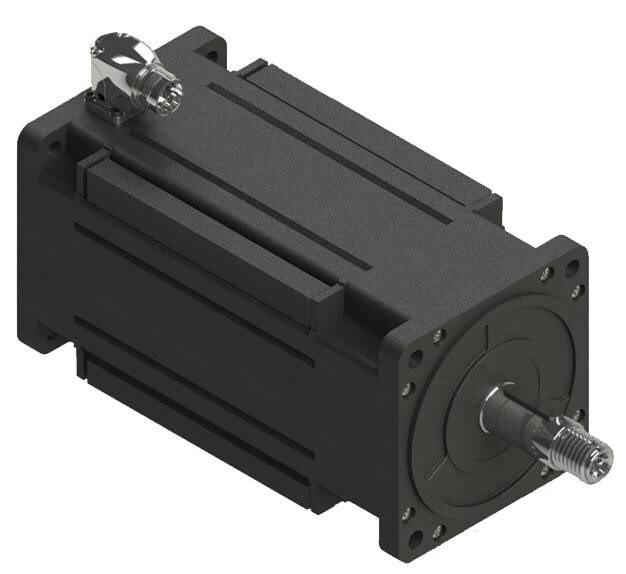 LOGO_Direct Drive Technology - Getriebeloser Motor für HVLS