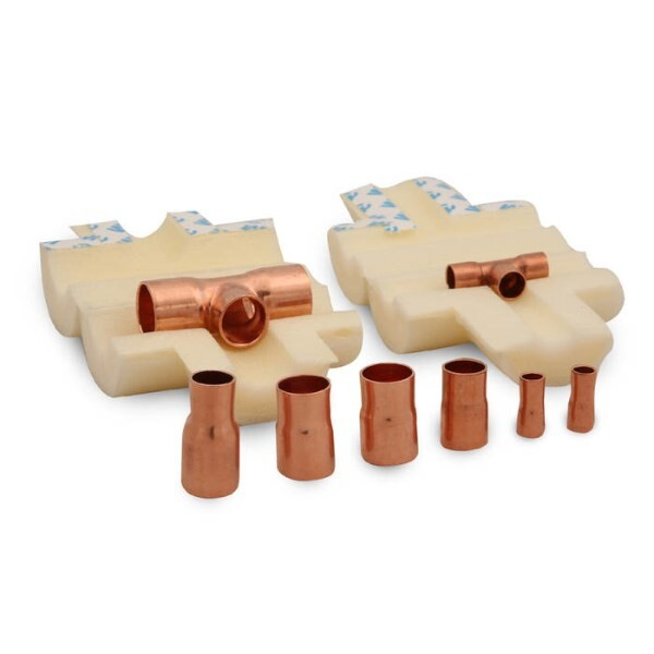 LOGO_ME Series Ref Joints (Refrigerant Branch Pipes)