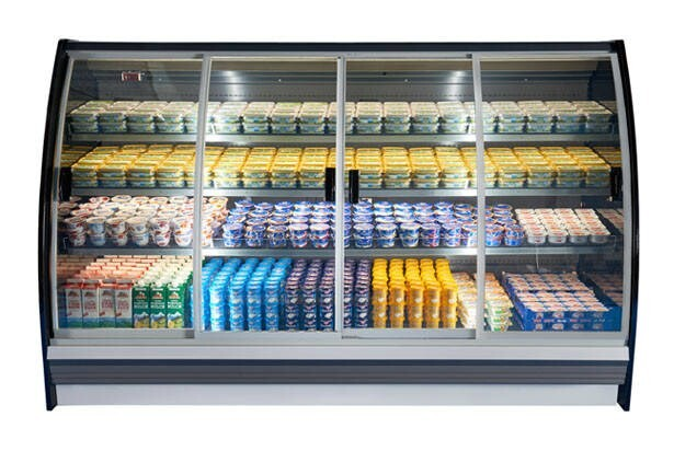 LOGO_Isolated doors, glass doors for refrigerated cabinets, Glass Systems for Cooling Cabinets