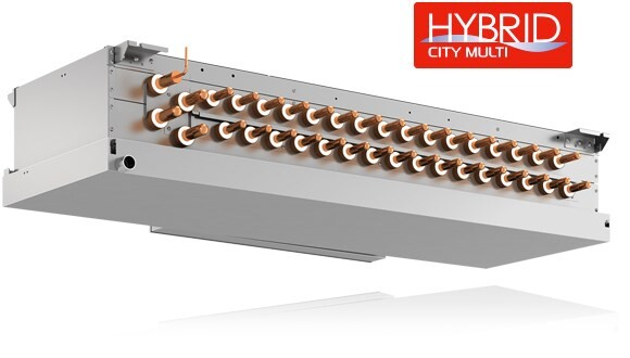 LOGO_Hybrid technology for superior air conditioning