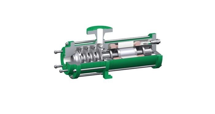 LOGO_Multistage canned motor pump CAMH 2/4