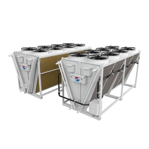 LOGO_Diversity in dry cooling applications: Güntner V-SHAPE Vario