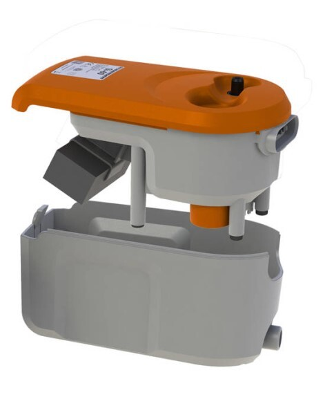 LOGO_Condensate pump with tank Si-60