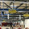 LOGO_Textile Quellauslässe für  Supermärkte, Terminals, Sporthallen