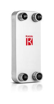 LOGO_D Series - Double Wall Brazed Plate Heat Exchanger
