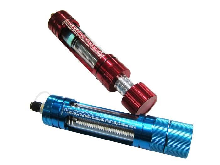 LOGO_Premium Oil / Dye Injector
