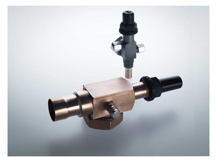 LOGO_Valves with copper connections