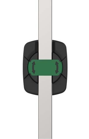 LOGO_Lever handles for sliding doors