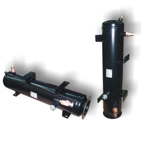 LOGO_Horizontal and vertical liquid receivers