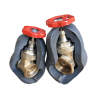 LOGO_Insulating shells for gate valves