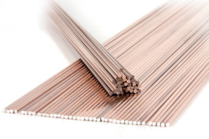 LOGO_New PLUS range of Copper-Phosphorous alloys for copper brazing |For a trouble-free brazing