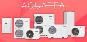 LOGO_Aquarea Luft-/Wasser-Wärmepumpen