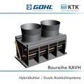 LOGO_Cooling tower series  KAHV (KTK KÜHLTURM KARLSRUHE)