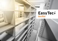 LOGO_EasyTec Archiv / Dokumenten-Management-System (DMS)