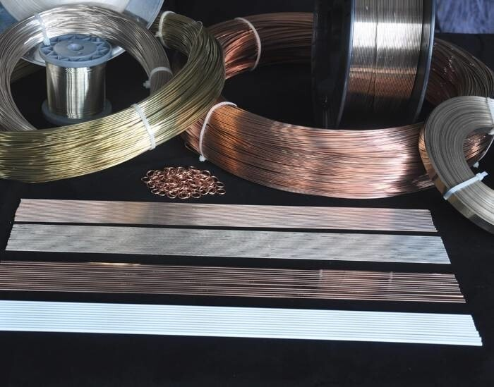 LOGO_ANNEALED AND FLEXIBLE COPPER-POSPHORUS BRAZING WIRE