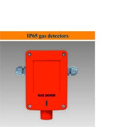 LOGO_IP65 gas detectors for combustible, toxic and refrigerant gases
