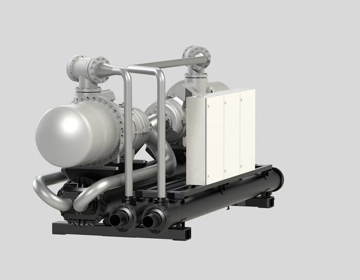 LOGO_Oilon ChillHeat - Industrial heat pumps and chillers S-Series