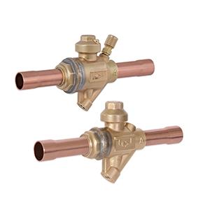 LOGO_Ball valve with integral pressure relief EBV(T)-PR Series