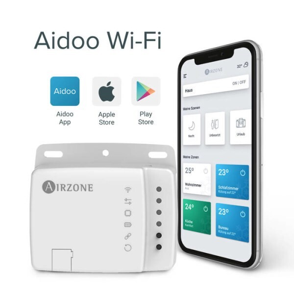 LOGO_AIDOO Inverter/VRF Wi-Fi Controller